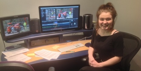 'My Work Experience in Wales' - a guest blog by 15 year old Amber!