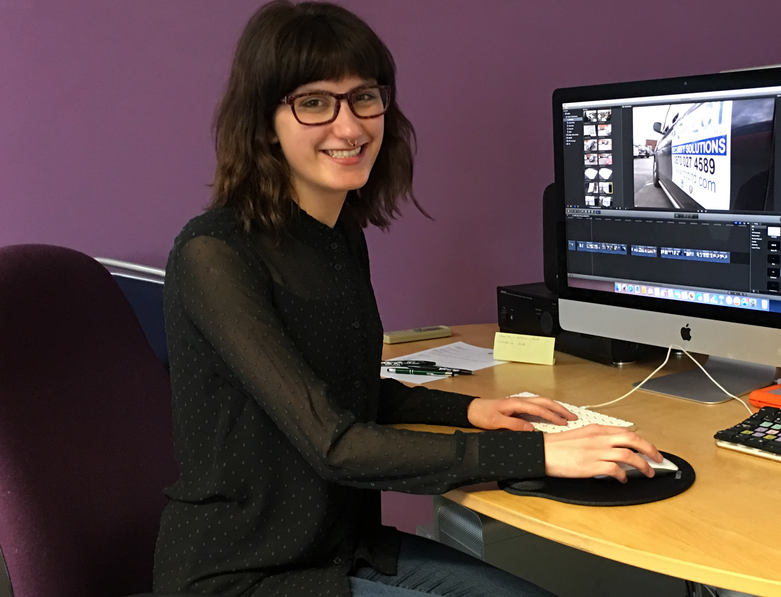 Meet Bianca - our new editor!