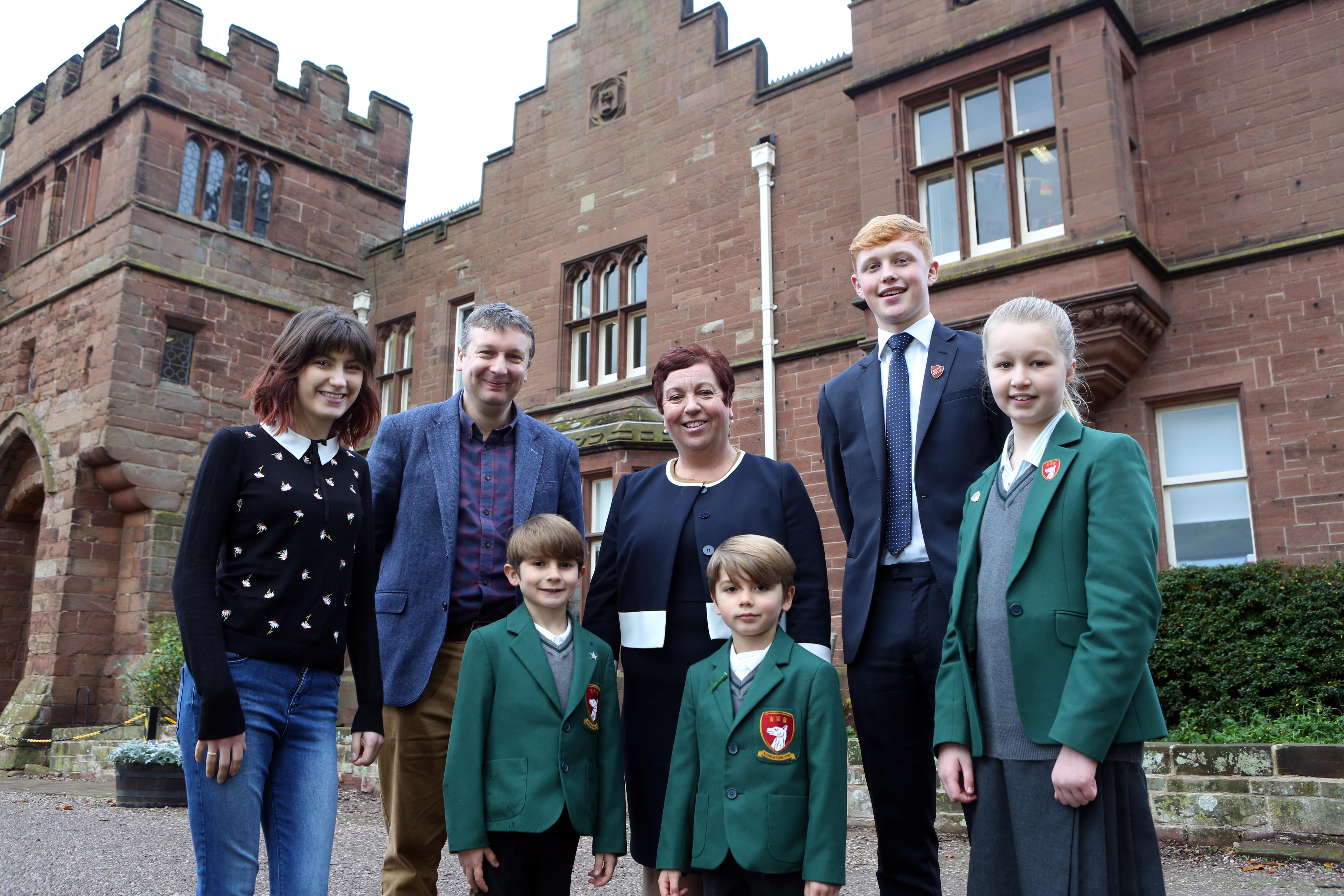 Knew Productions Get Grade 'A' For Video For Prestigious Chester School
