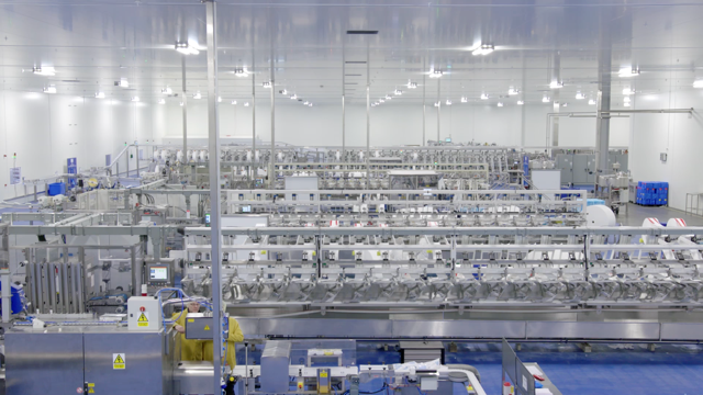 Multiple Film Uses for Major Manufacturing Company